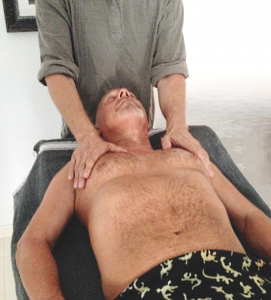 Relaxation massage californien